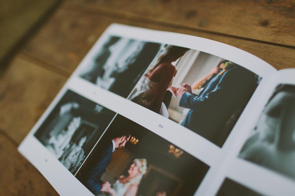 Wedding Proof Book