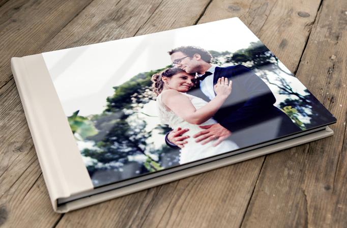 wedding albums james green studio