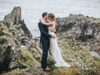 Polhawn Fort Wedding With Tom & Natasha