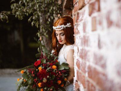 Healing Manor Wedding With Hannah & Dominic
