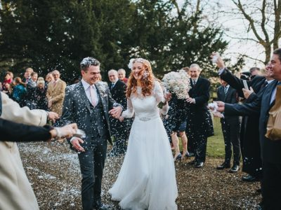 Rise Hall Wedding With Ross & Charlotte