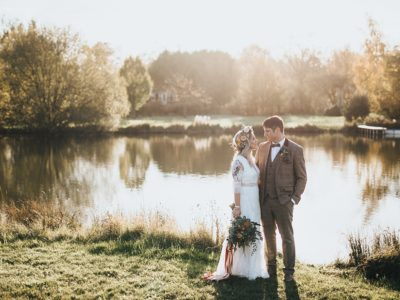 Hall Farm Wedding With Chris & Gemma