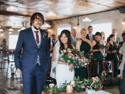 West Mill Wedding With Jonathan & Viatiare