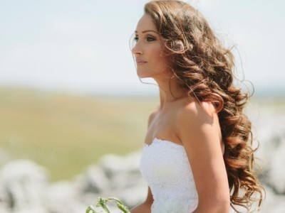 Yorkshire Dales Bridal Shoot Preview for Kate